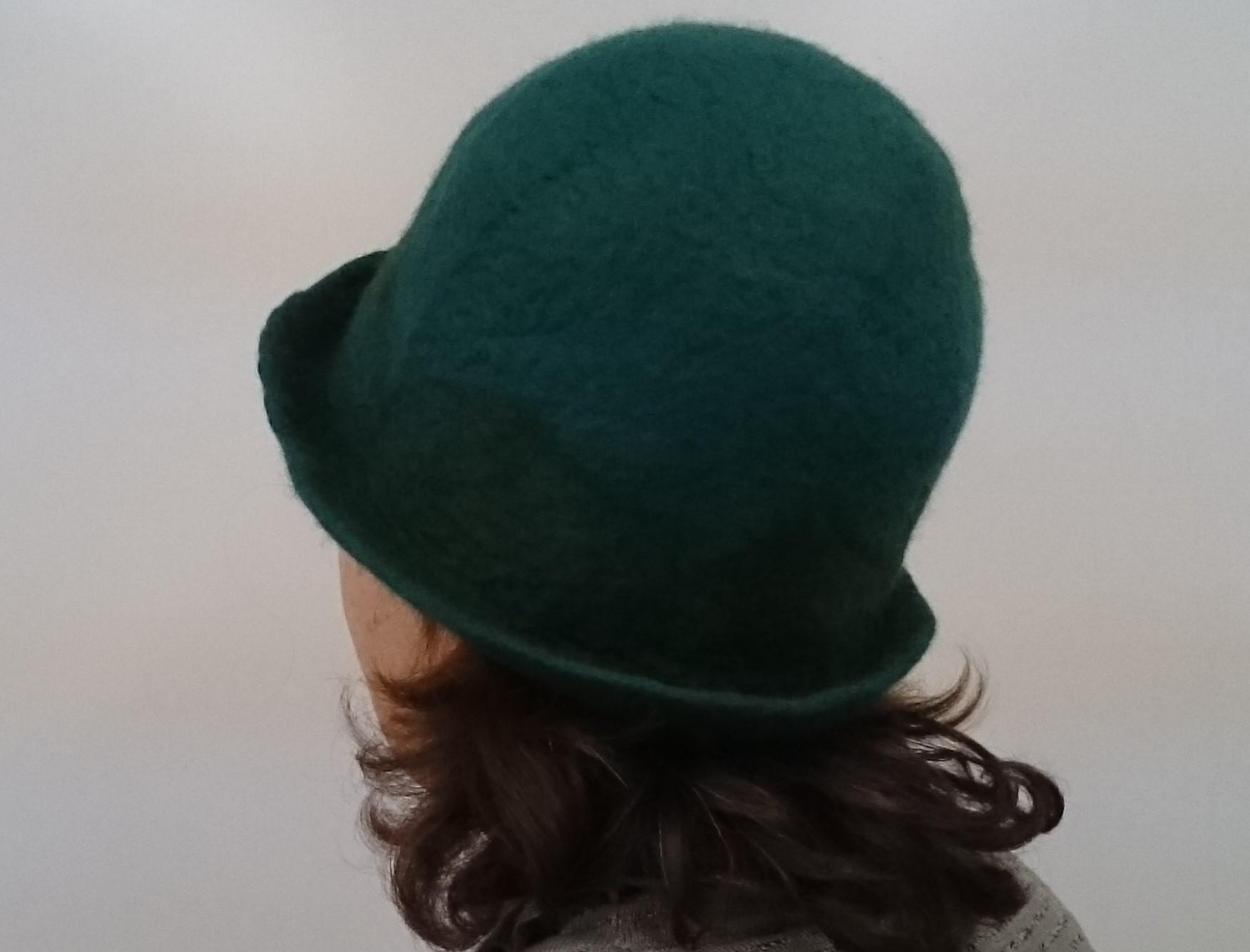 森山公民館 ハンドメイドフェルト講座:帽子