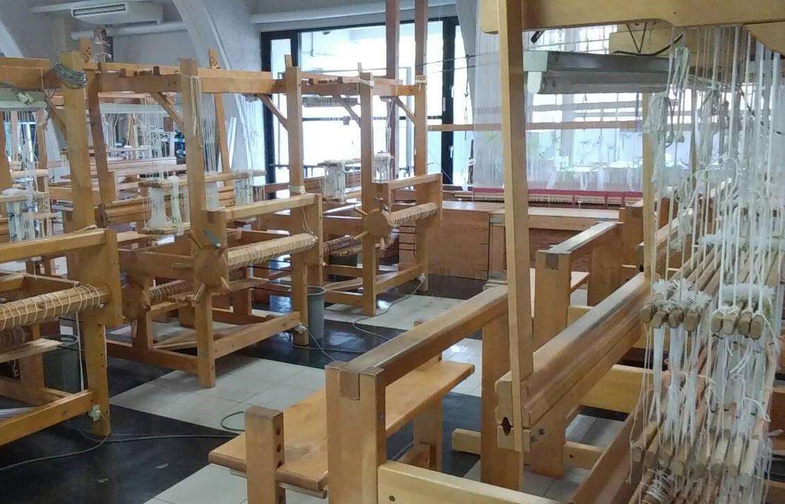川島テキスタイルスクール